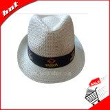 Sombrero Fedora, sombrero de papel, sombrero de paja, sombrero de papel tejido