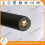La UL solar solar del TUV del cable del cable 6mm2 enumeró