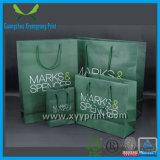 Commercio all'ingrosso su ordinazione del sacco di carta di basso costo del sacchetto della carta kraft del Brown