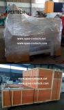 Torno de giro de madeira de cinzeladura giratório do CNC do Woodworking