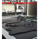 Machine spéciale 4D 5D Car Mats Cutting Machine par Vibration Knife