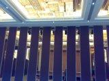 Gaststätte-Innenarchitektur-bewegliche Trennwand