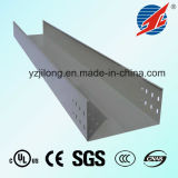 Pre-Galvanized Cable Trunking com UL e CE