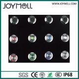 Электрическое кнопка 12mm 16mm 19mm 22mm металла IP67 25mm