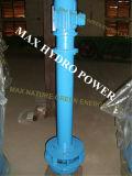 실내를 위한 5kw 축 교류 물 터빈 발전기