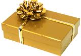 贅沢なペーパーギフト用の箱の金はカスタムロゴを受け入れるJd-GB055をよじ登る