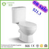 Laver Deux Pièces Wc Toilette avec le prix concurrentiel
