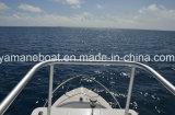 barcos de pesca externos da fibra de vidro de 7.2m