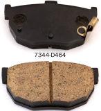 日本車のための車の自動車部品のディスクブレーキのパッド(58302-29A00)