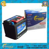12V62ah Producing Super y estruendo Lead Acid Sealed Maintenance Free Comienzo Battery de Stable Quality