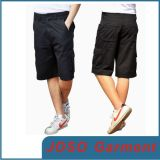 Men Black Short Demin Bermuda Jeans (JC3025)