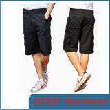 Hommes Black Short Demin Bermuda Jeans (JC3025)