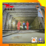 Maquinaria personalizada da escavação de um túnel do retângulo