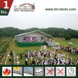 Tienda clara de aluminio del abastecimiento de la boda del palmo de 500 personas