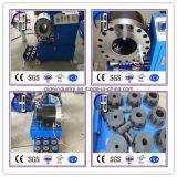Plooiende Machines van de Slang Parker van het ontwerp de Gekke Verkopende Hydraulische