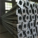 10m Galvanized Street Lighting Pole
