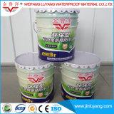 Nueva pintura impermeable Colorido agua a base de poliuretano PU impermeable recubrimiento