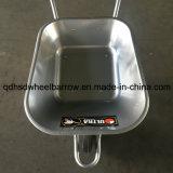 Тачка рынка Малайзии подноса металла (Wb6220) с твердым колесом