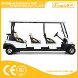 卸売6人の電池の電気ゴルフ車