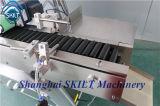 Machine à étiquettes de voie de collant de capsules horizontales de perte de poids