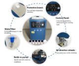 Fabrication industrielle de traitement de chauffage par induction de la Chine pour la fusion des métaux d'argent d'or