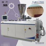 Machine van de Productie van de Raad van de Deur van pvc de Brede