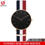 Orologi della bandierina Yxl-516 della vigilanza degli uomini italiani di modo per l'orologio di quarzo casuale di marca di NATO della cinghia dei maschi di nylon di lusso del cinturino