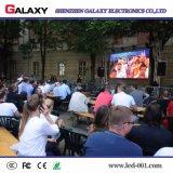 Gemakkelijk installeer van RGB Openlucht LEIDENE van de Huur P3.91 P4.81 Scherm het VideoVertoning van de Muur voor het Gebruik van het Stadium