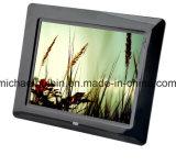 デジタル写真フレーム(HB-DPF801)を広告するカスタマイズされた8inch昇進のクリスマスのギフト