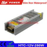 l'alimentazione elettrica di 12V20A LED/lampada/striscia flessibile sottile non impermeabilizzano