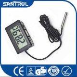 Temperatura del termómetro del congelador de refrigerador del LCD Digital pequeña