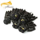 Дешевые индийские волосы индейца девственницы поставщика 100 волос естественные
