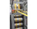 De Op zwaar werk berekende Ononderbroken Dyeing&Finishing Machine op hoge temperatuur van Singelbanden kW-820-Dz400