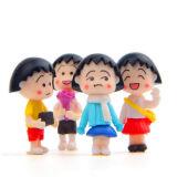 Рисунок игрушки персонажа из мультфильма Sakura Momoko