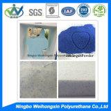 Mélange de sable de silice avec de la mousse d'unité centrale de Tdi