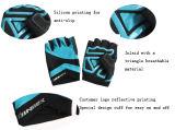 Перчатки гимнастики нового велосипеда напольных спортов перчаток перста лета половинного задействуя