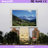 Full HD impermeable al aire libre LED TV gigante (P8)