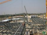 Centro commerciale prefabbricato della struttura d'acciaio (KXD-SSB1989)