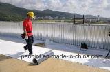 Membrane imperméable à l'eau renforcée de Tpo d'épaisseur de 60 mils avec le certificat d'OIN