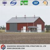 Construction mobile préfabriquée en acier pour l'entrepôt agricole