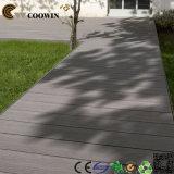 Настил сада пластичного деревянного составного напольного Decking/WPC напольный (TS-01)