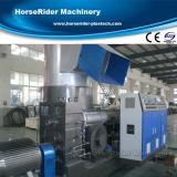 高容量の無駄のPEのペレタイジングを施す機械