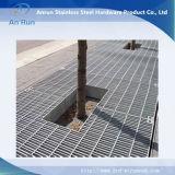 Drenes de las parrillas de la cubierta del dren del acero inoxidable de las rejillas del suelo