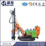 para o hard rock! Amigável e energy-saving, equipamento de broca de superfície de Hfg-20 DTH para a venda