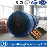 쇄석기 플랜트에서 사용되는 고품질 컨베이어 벨트