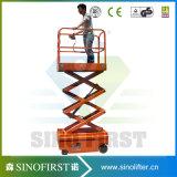La altura Hudraulic de la certificación los 6m de Ce/ISO mini Scissor la elevación
