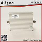 Doppelband3g 4G 2100/2600MHz Signal-Verstärker des neuen Entwurfs-für Mobiltelefon