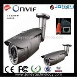 IP Camera CMOS Onvif 4X Zoom IR Bullet Camera di 960p Outdoor
