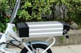 12 '' kleines Lead-Acid Batterie-Stahlrahmen-faltbares faltendes Kind-elektrisches Minifahrrad