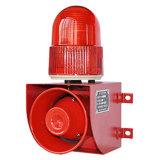 Allarme d'avvertimento udibile di voce di AC110V dell'allarme forte del suono